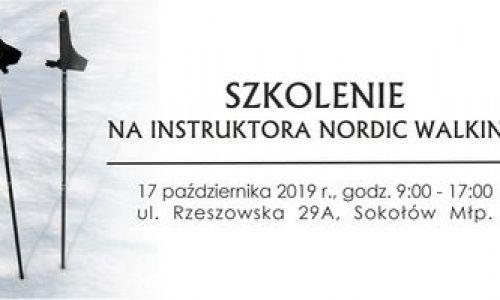Szkolenie na instruktora Nordic Walking